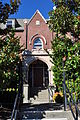 Vancouver, WA - St. James Catholic Church rectory entrance 01.jpg