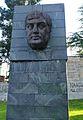 Vani, Titsian Tabidze monument.JPG