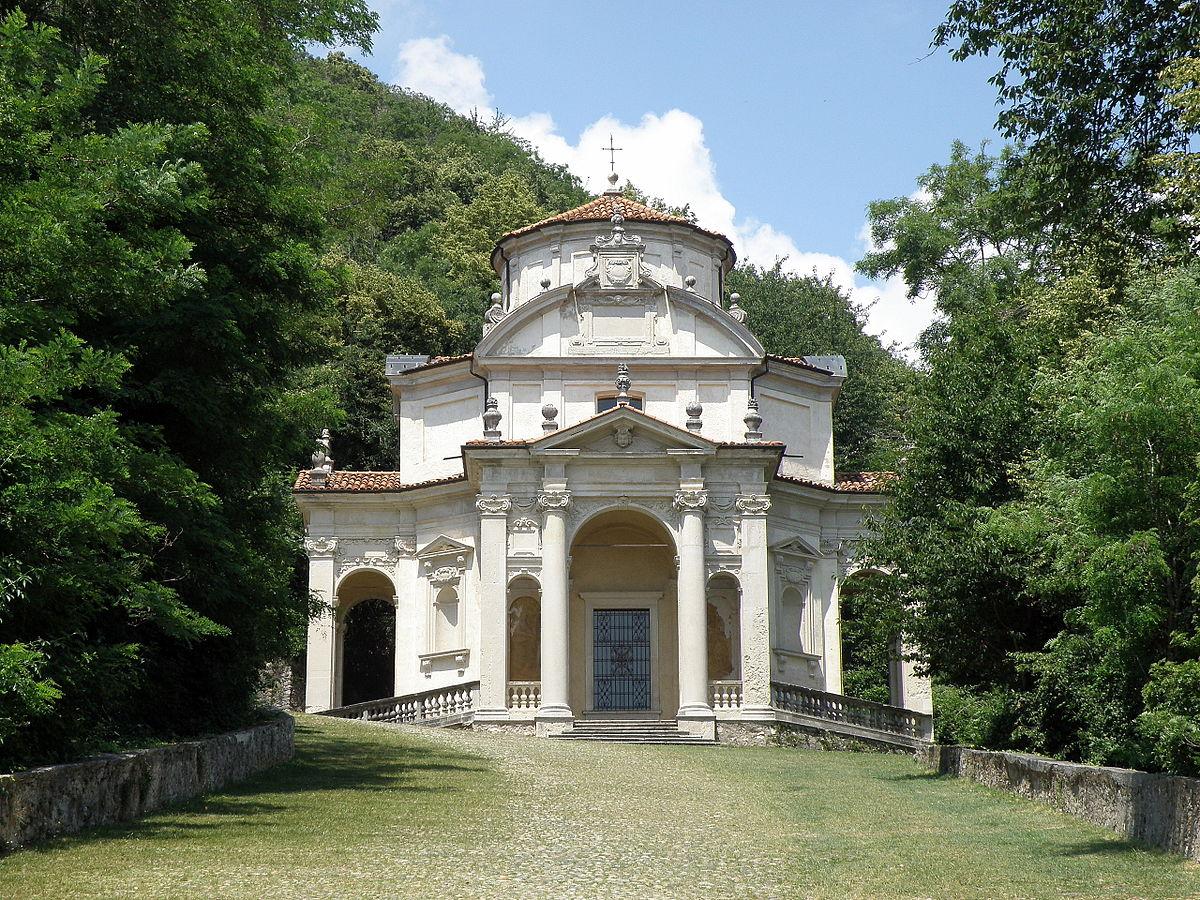 Sacro Monte di Varese - Wikipedia