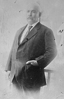 Francisco Vázquez Gómez Minister of Public Instruction of Mexico