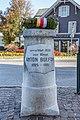 Velden Karawankenplatz 3 Grenzstein errichtet von Anton Bulfon 21102019 7337.jpg