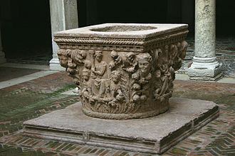 Bartolomeo Bon - Image: Venice Well
