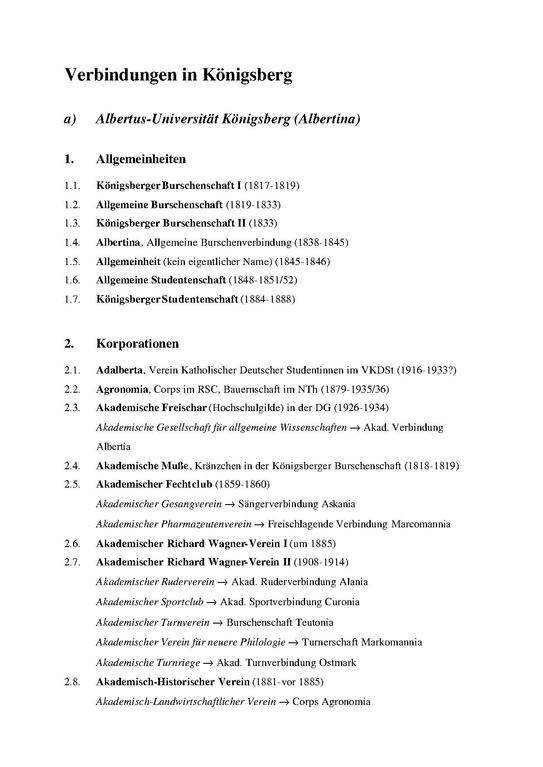 Dateiverbindungen In Königsberg Mildahnpdf Wikipedia