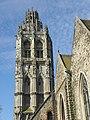 Verneuil-sur-Avre (27) Église de la Madeleine Tour.jpg