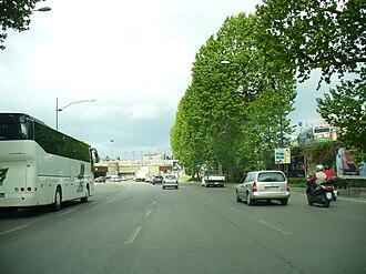 Viali di Circonvallazione - Viale Strozzi