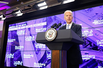 Bloomberg Government - Vice President Joe Biden speaking at Bloomberg Government