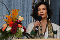 Vienna 2012-05-26 - Europe for Tibet Solidarity Rally 104 Bianca Jagger cropped.jpg