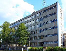 Viernheim Rathaus 20100711