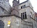 Vieux tours, logis noble, 14ém et 15ém siècle 29 rue Briçonnet.jpg