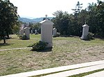 View from Calvary of Karl I of Austria. Stations of the Cross. - Tihany.JPG