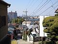 View from Takane-Yama, Takane Okehazama Arimatsu-cho Midori Ward Nagoya 2012.JPG