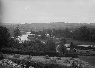 View of Glasbury
