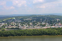 View of Northumberland, Pennsylvania 1.JPG