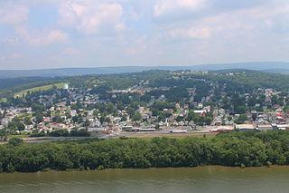 Northumberland, Pennsylvania Borough in Pennsylvania, United States