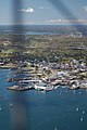 View of Rockland, Maine from a plane.jpg