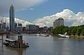 View of Vauxhall Bridge and St George Wharf Tower from Lambeth Bridge.jpg