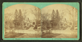 View of a large house, white picket fence in foreground, from Robert N. Dennis collection of stereoscopic views.png
