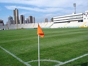 Paraná Clube - Vila Capanema Stadium