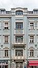 Villach Innenstadt Postgasse 5 Miethaus Triesterhof Risalit 26062018 3663.jpg