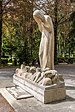 Villach Sankt Martin Waldfriedhof Kriegerdenkmal von Josef Dobner 10052017 8401.jpg