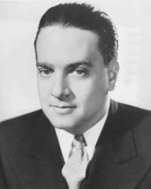 Vincent Lopez - Lopez in a 1942 advertisement