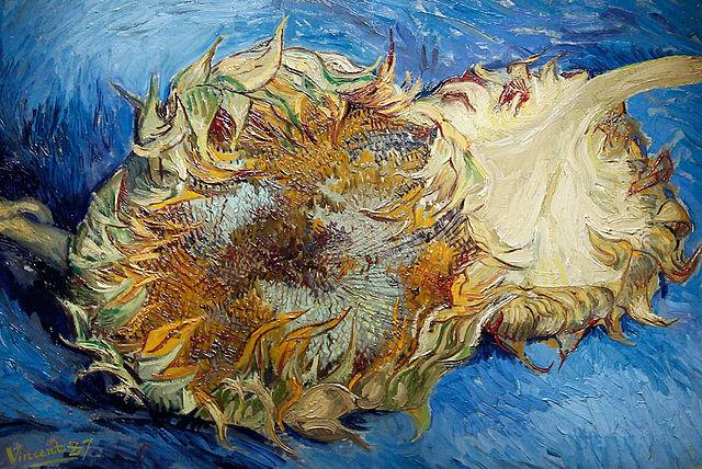 File Vincent Van Gogh S Painting Sunflowers 1887 Jpg