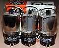 Vintage General Electric 6L6GC Vacuum Tubes, Made In USA (15832525761).jpg