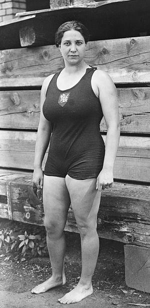 Violette Morris - Morris in 1920
