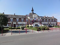Viry-Noureuil (Aisne) mairie-école.JPG