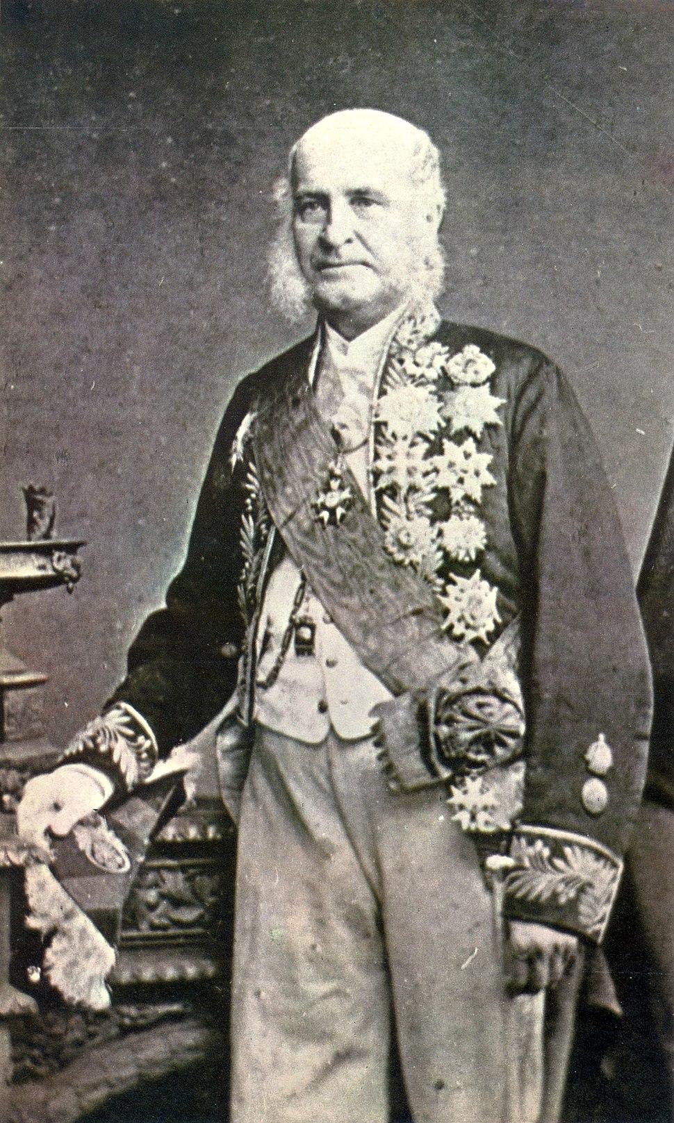Viscount of rio branco 1880