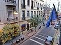 Vista de la calle Chacabuco, Buenos Aires, desde la Casal de Catalunya.JPG