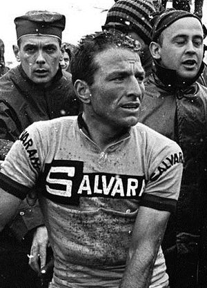 Vito Taccone - Taccone at the 1965 Giro d'Italia