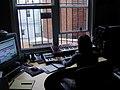 Viv demoing new material, working on songs for Juniper Lane record.jpg