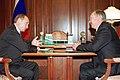 Vladimir Putin with Oleg Morozov-1.jpg