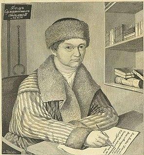 Alexander Voeykov Russian poet
