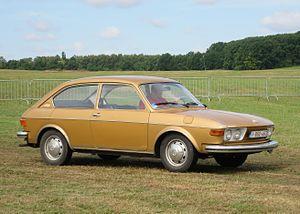 Volkswagen Type 4 - Volkswagen 412 (fastback)