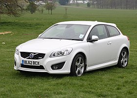 Electric Cars 2018 >> Volvo C30 - Wikipedia