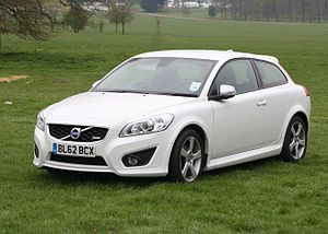 Volvo C30 registered February 2013 1999cc.JPG