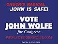Vote John Wolfe 2010.jpg