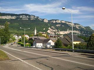 Mouxy Commune in Auvergne-Rhône-Alpes, France