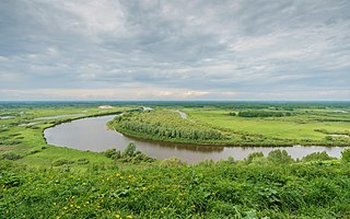 river in Russia