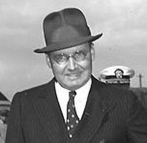 W. John Kenney - W. John Kenney in Shanghai in November 1946.
