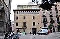 WLM14ES - Casa de la Congregació de la Puríssima Sang, Barri Gòtic, Barcelona - MARIA ROSA FERRE.jpg