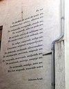 foto van Huis met gepleisterde lijstgevel met puibalk uit vroegere periode