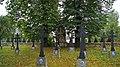 WWI, Military cemetery No. 199 Zbylitowska Góra, Krakowska street, City of Tarnów, Lesser Poland Voivodeship, Poland.jpg
