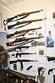 WWII rifles (32486598211).jpg