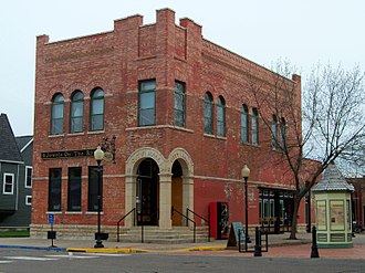 Wabasha County, Minnesota - Image: Wabasha City Hall 1