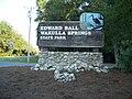 Wakulla Springs SP sign01.jpg