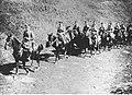 Walki polsko-ukraińskie - oddział kawalerii w marszu NAC 1-H-365.jpg