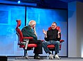 Walt Mossberg and Steve Jobs.jpg